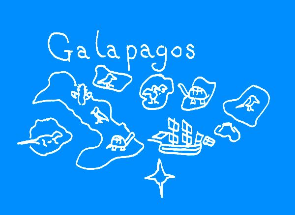 Galapagos, science show for primary schools, Think Like a Scientist, Ian B Dunne