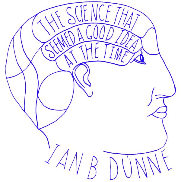 On the Fringe of Science Vol 1. Cranks, Quacks and Conmen, Ian B Dunne, Science shows